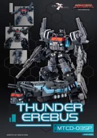 Maketoys MTCD-03SP Thunder Erebus