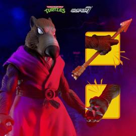 Super7 Teenage Mutant Ninja Turtles Ultimates Splinter