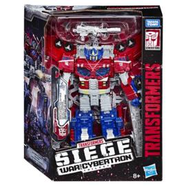 Hasbro WFC Siege Leader Optimus Prime