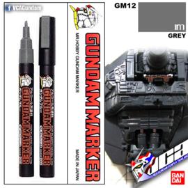 Gundam Marker GM-12 Grey Marker