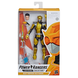 Power Rangers Beast Morphers Gold Ranger - Pre order
