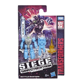 Hasbro War For Cybertron Siege Battle Masters Blowpipe