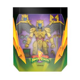 Super7 Mighty Morphin Power Rangers Ultimates AF Goldar - Pre order