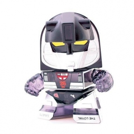 Hasbro SDCC 2015 Exclusive Black Mirage Transparent Edition Action Vinyl Figure