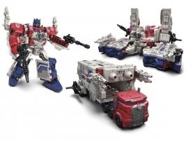 Titans Return Leader Wave 1 Optimus Prime