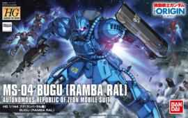 1/144 HGGTO MS-04 Bugu (Ramba Ral)