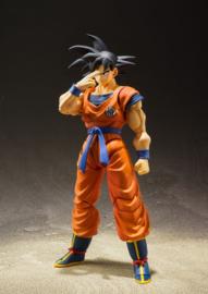 Dragonball Z S.H. Figuarts AF Son Goku (A Saiyan Raised On Earth) - Pre order