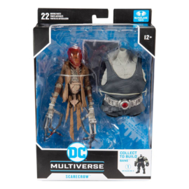 McFarlane Toys DC Multiverse Build A AF Scarecrow