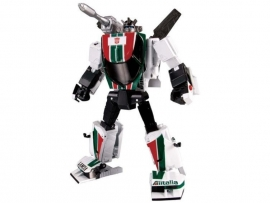 Takara Masterpiece MP-20 Wheeljack reissue