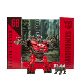 Hasbro SS-68 Deluxe Leadfoot - Pre order