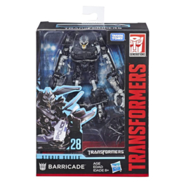 Hasbro Studio Series SS-28 Barricade