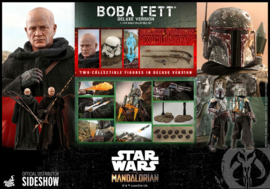 Hot Toys Star Wars The Mandalorian AF 1/6 Boba Fett Deluxe - Pre order