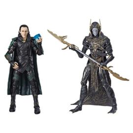 Marvel Legends [Avengers: IW] 2-Pack Corvus & Loki