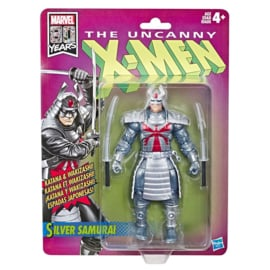 Marvel Legends Retro Uncanny X-Men Silver Samurai