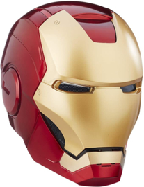 Marvel Legends Avengers Iron Man Electronic Helmet (Full-Scale Size)