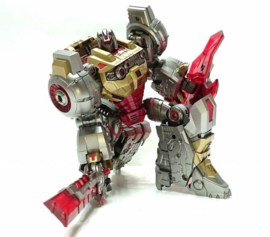 Planet X PX-06 Vulcun Metallic Version [R21] - Pre order