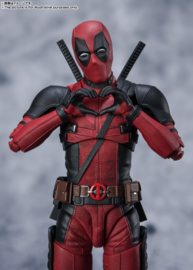 S.H. Figuarts AF Deadpool - Pre order