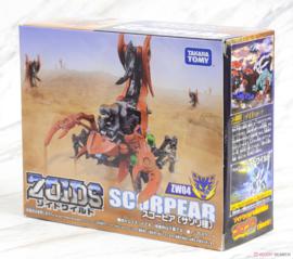 Takara Zoids WIld ZW-04 Scorpear (S)