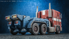 Weijiang MPP10Z Battle Damaged Optimus Prime OS