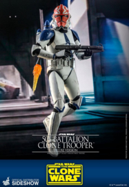 Star Wars The Clone Wars AF 1/6 501st Battalion Clone Trooper (Deluxe) - Pre order