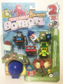 Hasbro BotBots  8-Packs Wilderness Troop  C