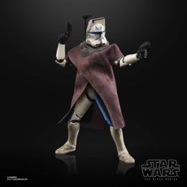 Star Wars The Bad Batch Black Series AF 2021 Clone Captain Rex [Import stock]