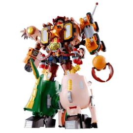 Toy Story Combination Woody Robo Sheriff Star Chogokin