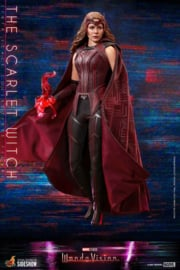 Hot Toys WandaVision AF 1/6 The Scarlet Witch - Pre order