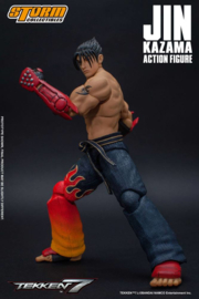 Tekken 7 Action Figure 1/12 Jin Kazama - Pre order
