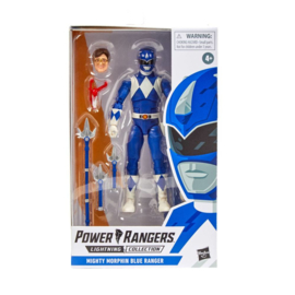 Power Rangers Mighty Morphin Blue Ranger - Pre order