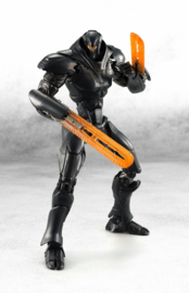 Bandai Pacific Rim 2 Action Figure Obsidian Fury 18 cm