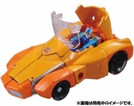 Takara Legends LG-29 Wheelie & Goliath