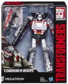 Hasbro Combiner Wars Megatron Wave 1