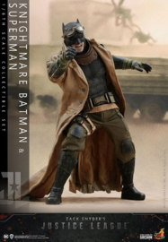Zack Snyder's Justice League AF 2-Pack 1/6 Knightmare Batman and Superman - Pre order