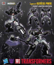Flame Toys Furai Model Nemesis Prime [attack mode] Model Kit