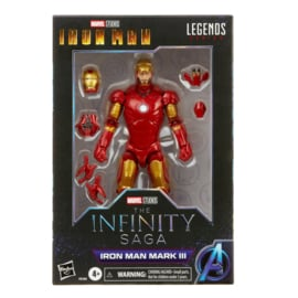 Marvel Legends The Infinity Saga Iron Man Mark III - Pre order