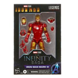 Marvel Legends The Infinity Saga Iron Man Mark III