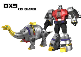 DX9 War in Pocket X19 Quaker