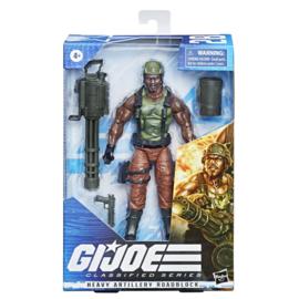 G.I. Joe Classified Series Heavy Artillery Roadblock - Pre order