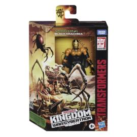Hasbro WFC Kingdom Deluxe Black Arachnia - Pre order