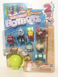Hasbro BotBots  8-Packs Hibotchi Heats Flyers C