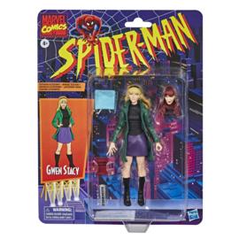 Marvel Legends Spider-Man Retro Series Gwen Stacy