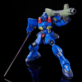 P-Bandai: 1/100 RE/100 Gun-EZ Land Use Type [Bluebird Team Colors]