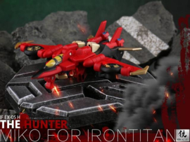 Iron Factory EX-05H Miko For Iron Titan The Hunter