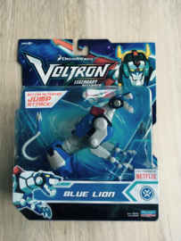 Playmates Voltron Basic Action Figure - Blue Lion
