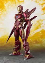 Avengers Infinity War S.H. Figuarts AF Iron Man MK50 [Nano Weapons]