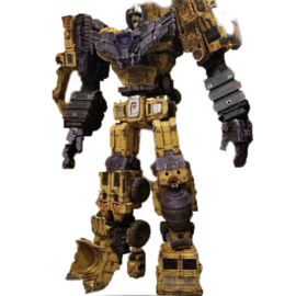 Toyworld TW-C07F Battle Damaged Version