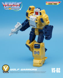 Mechfanstoys MFT VS-02 Wolf Warriors