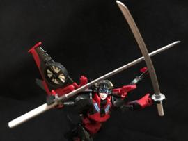 Dr. Wu DW-P34 Double Pole Swords