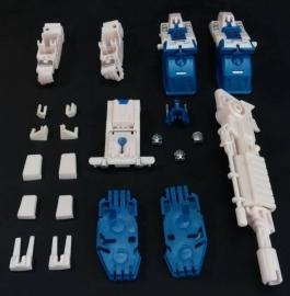 X2Toys XT009 Upgrade Kit Combiner Wars Ultra Magnus